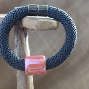 Image of Column Bead Bracelet