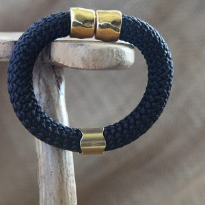 Image of Golden Wave Bracelet