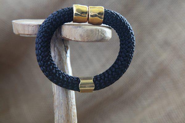 Image of Golden Wave Bracelet