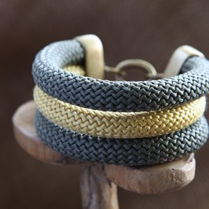 Image of Plain Triple Cord Bracelet