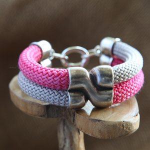 Image of Double Cross Bracelet