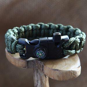 Image of Paracord Scout Bracelet