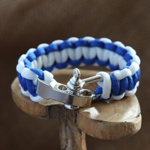 Image of Paracord Adjustable Bracelet